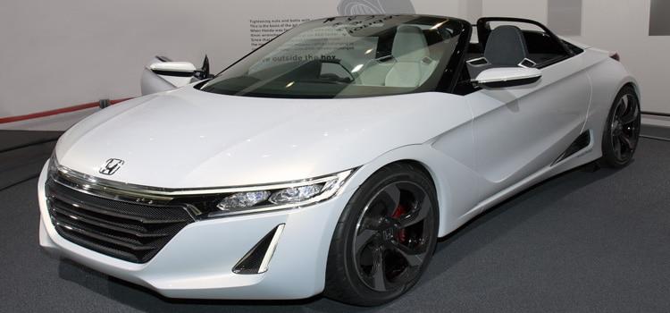"Honda เปิดตัวรถแบบ ""S660 Roadster Model"" โฉมใหม่ล่าสุดที่ญี่ปุ่น"