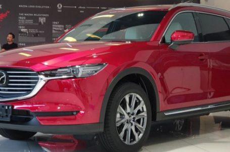 NEW Mazda CX-8 2019 เตรียมเปิดตัวในไทยเร็วๆ นี้
