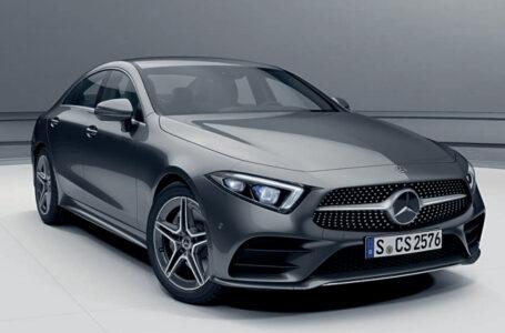 ราคา ตารางผ่อนดาวน์ Mercedes-Benz CLS 300 d AMG Premium ปี 2020