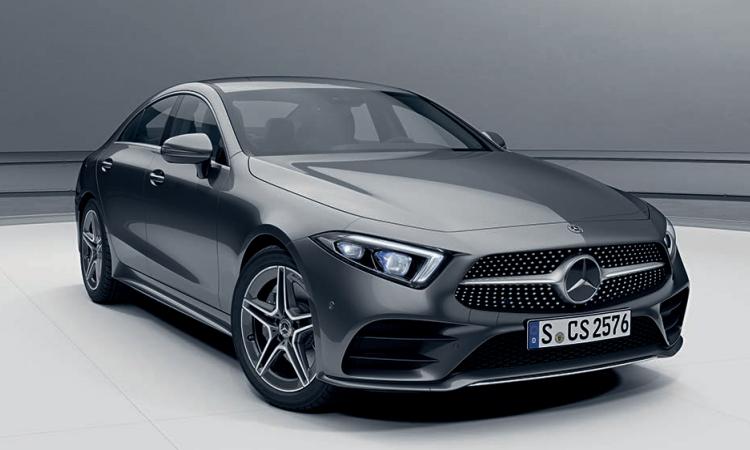ราคา ตารางผ่อนดาวน์ Mercedes-Benz CLS 300 d AMG Premium