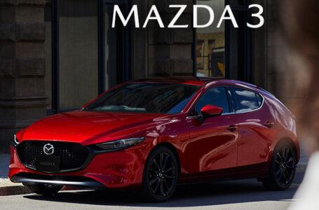 ราคา ตารางผ่อนดาวน์ ALL NEW MAZDA 3 ปี 2020-2021