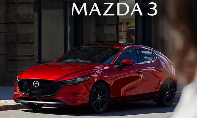 ราคา ตารางผ่อนดาวน์ ALL NEW MAZDA 3 2020-2021