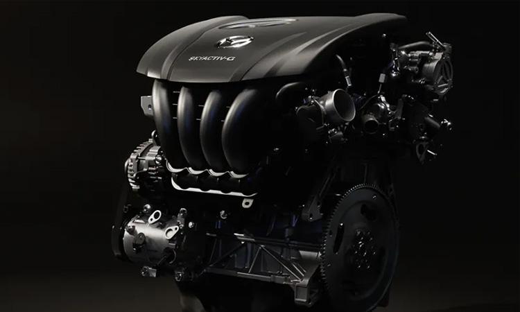 เครื่องยน์ Mazda 3