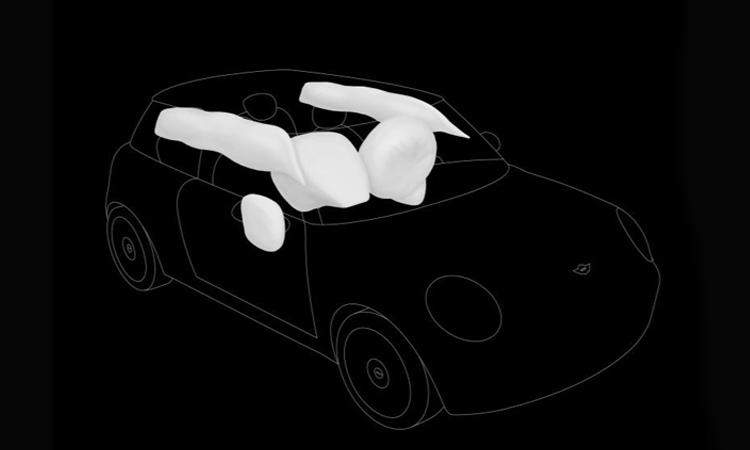 ระบบความปลอดภัย MINI Countryman Cooper S (F60)