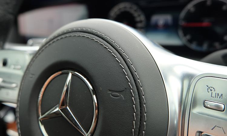 แตร MercedesBenz S-Class 350d