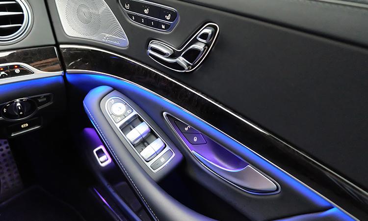แผงประตู MercedesBenz S-Class 350d
