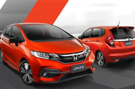 ราคา ตารางผ่อนดาวน์ Honda Jazz ปี 2020-2021