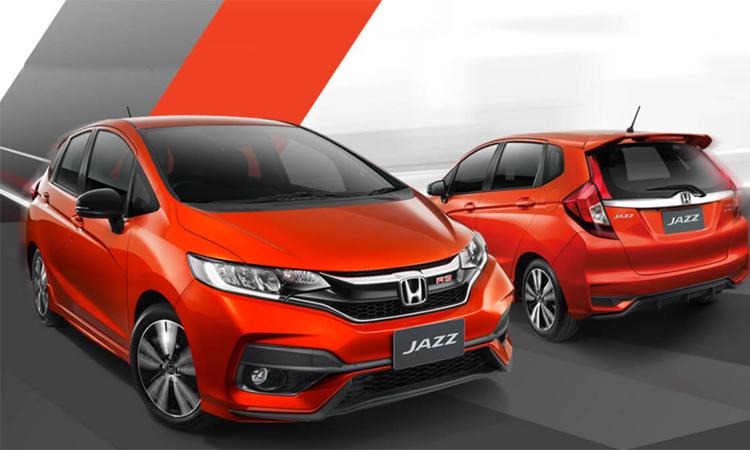 ราคา ตารางผ่อนดาวน์ Honda Jazz 2019-2020