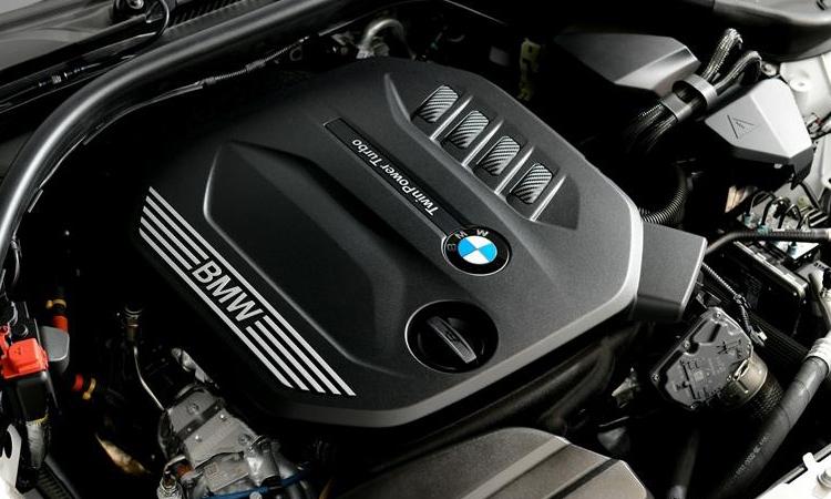 เครื่องยนต์ BMW 320d Sport