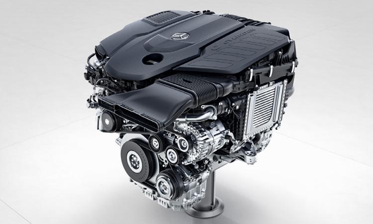 เครื่องยนต์ MercedesBenz S-Class 350d
