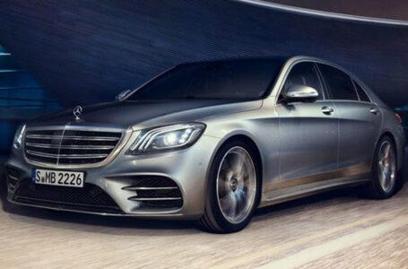 ราคา ตารางผ่อนดาวน์ MercedesBenz S-Class 350d