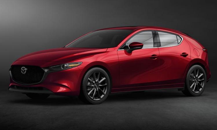 ภายนอก Mazda 3 5ประตู