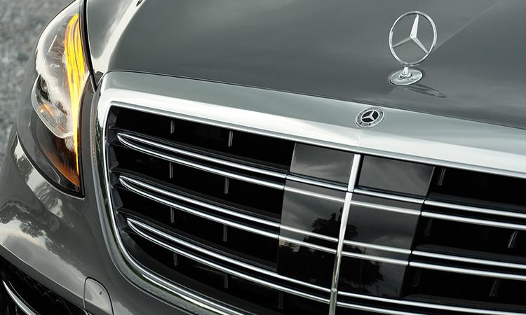 กระจังหน้า MercedesBenz S-Class 350d