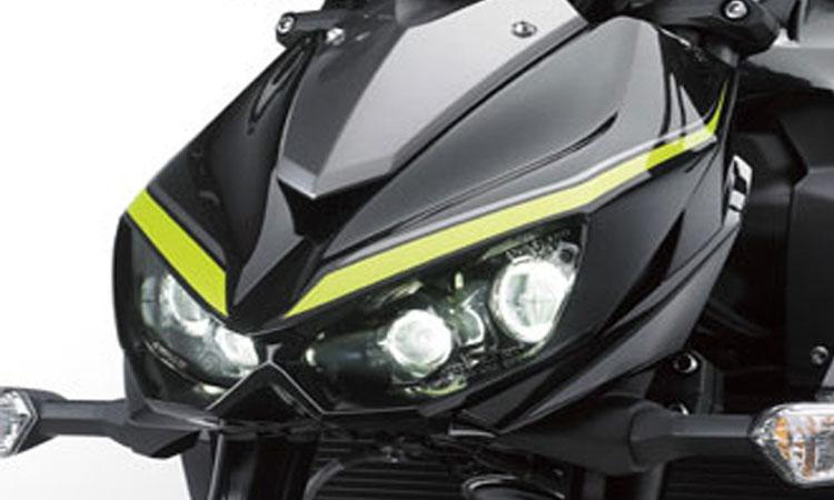ไฟหน้า Kawasaki Z1000R