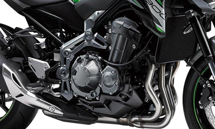เครื่องยนต์ Kawasaki Z900