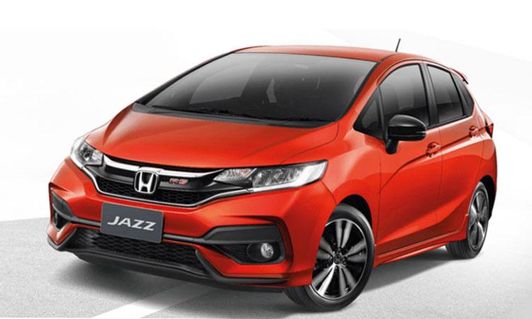 การออกแบบ Honda Jazz
