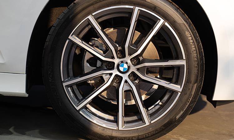 ล้อแม็ก BMW 320d Sport