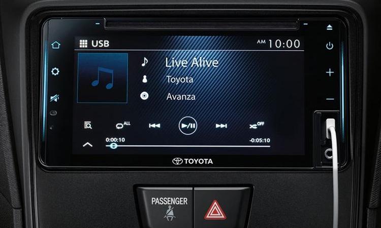 จอ Toyota Avanza