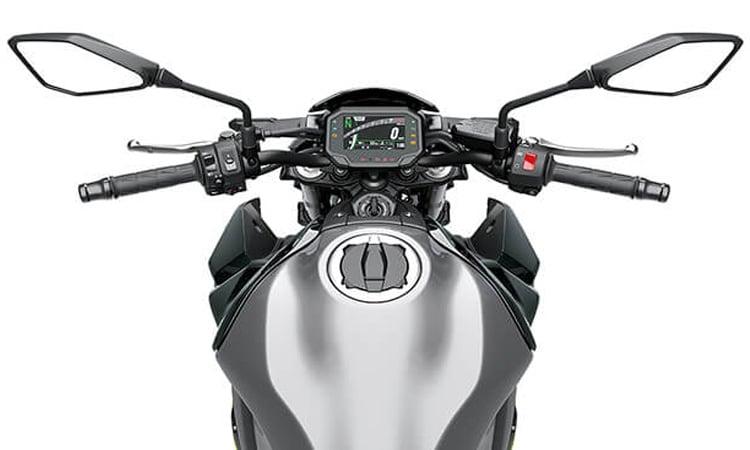 ัตัวถัง Kawasaki Z 900