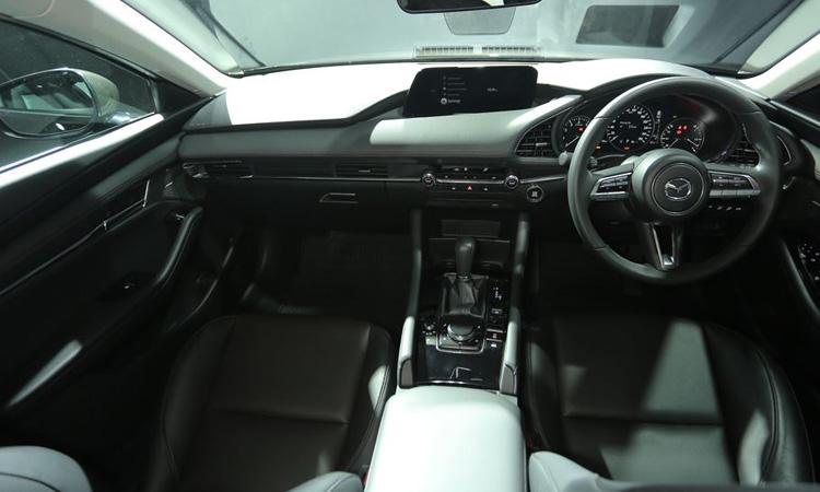 ภายใน Mazda 3