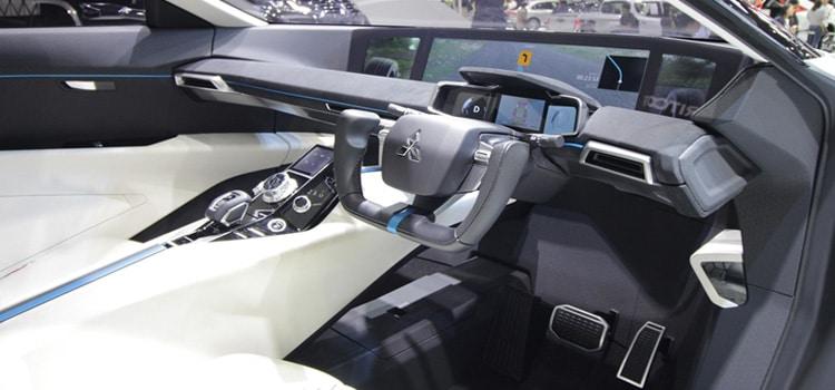 MITSUBISHI มอเตอร์ส ประเทศไทย จัดแสดงยนตรกรรมต้นแบบ Mitsubishi e-Evolution 4