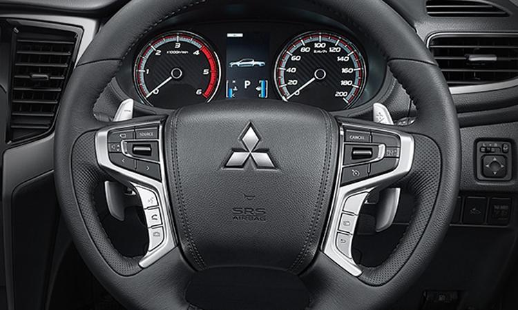 พวงมาลัย Mitsubishi Triton Mega Cab