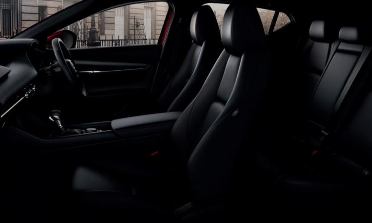 เบาะคู่หน้า Mazda 3