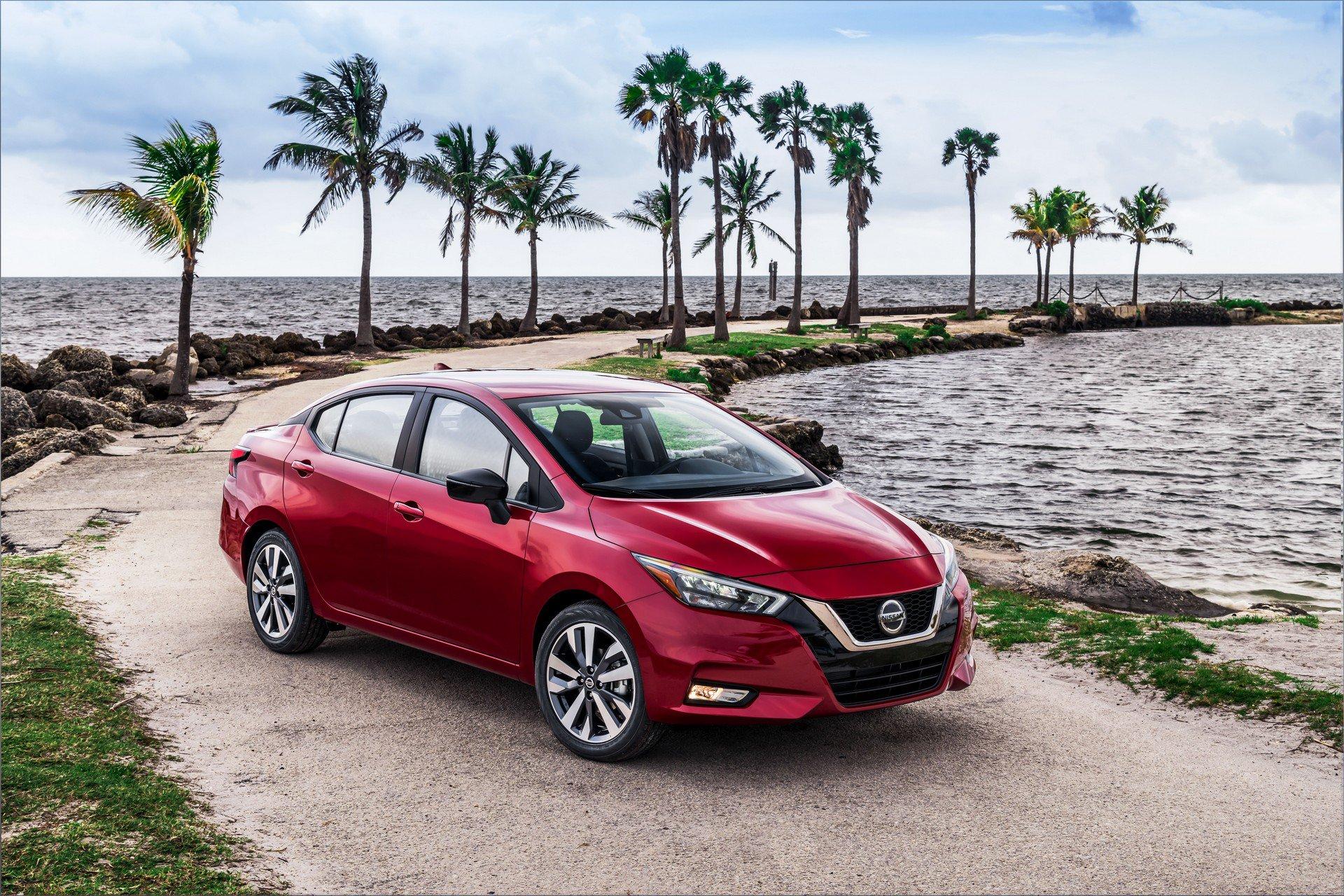 All-new Nissan Almera จ่ออาจเข้ามาเปิดตัวในไทยเร็วๆนี้ 1