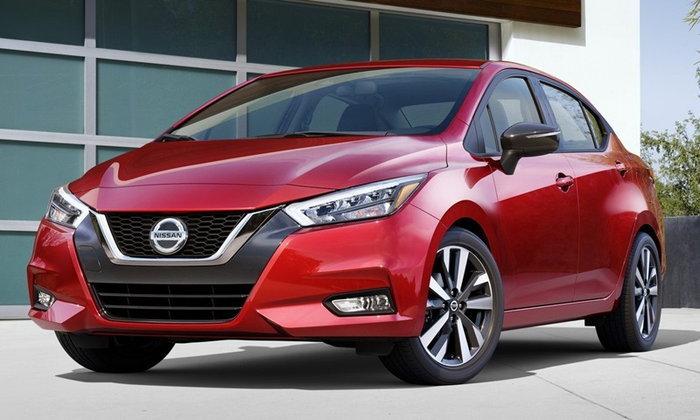 All-new Nissan Almera 2020 จ่ออาจเข้ามาเปิดตัวในไทยเร็วๆนี้