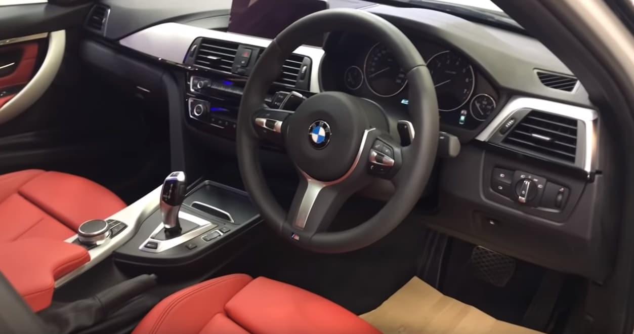 BMW Series 3 330e Sport ซีรีส์3 ปี 2018 ราคา 2,359,000 บาท 2