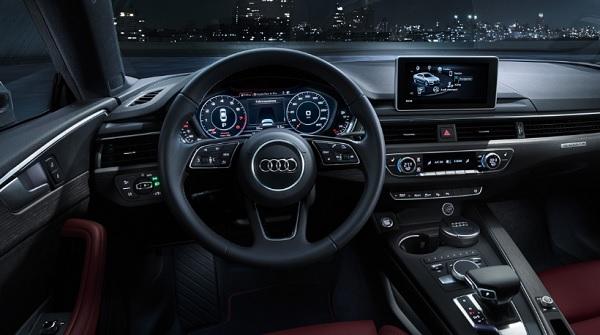 ภายในAudi A5 Sportback (2019)