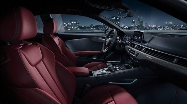 ระบบความปลอดภัยAudi A5 Sportback (2019)