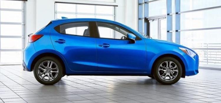 Toyota Yaris Hatchback US Spec 2020