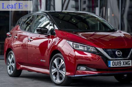 Nissan Leaf E+ เก๋งพลังงานไฟฟ้า 100% วางขายแล้วที่อังกฤษ 1.403 ล้านบาท