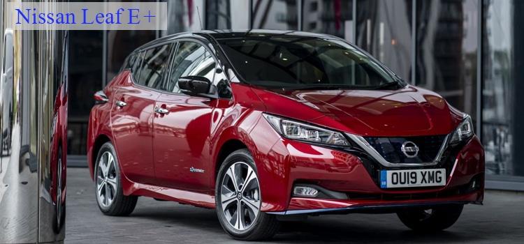 Nissan Leaf E+ เก๋งพลังงานไฟฟ้า 100% วางขายแล้วที่อังกฤษ 1.403 ล้านบาท 1