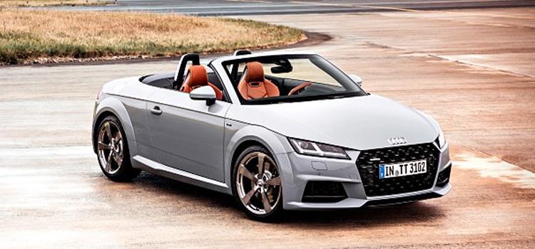 Audi TT รุ่นฉลองครบรอบ 20 ปี ที่ขายหมดภายในเวลา 5 นาที ที่เปิดให้จองในบ้านเรา
