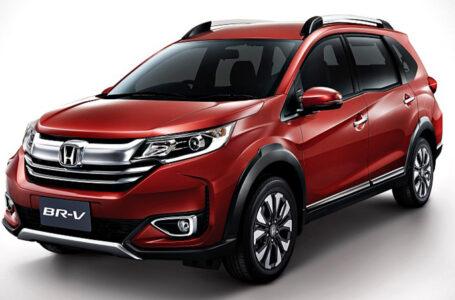 ALL NEW Honda BR-V 2019-2020 เตรียมเปิดตัวในไทย