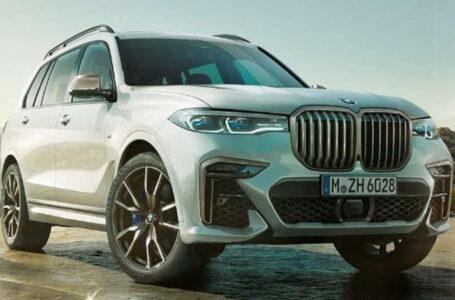 BMW X7 2019-2020 ที่เปิดตัวด้วยราคา 8,999,000 บาท