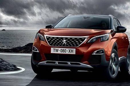 ราคา ตารางผ่อนดาวน์ Peugeot SUV 3008 ปี 2020-2021