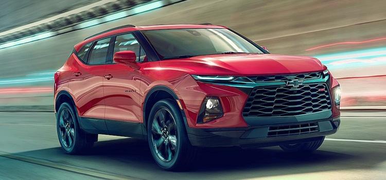 NEW Chevrolet Blazer 2019 เ