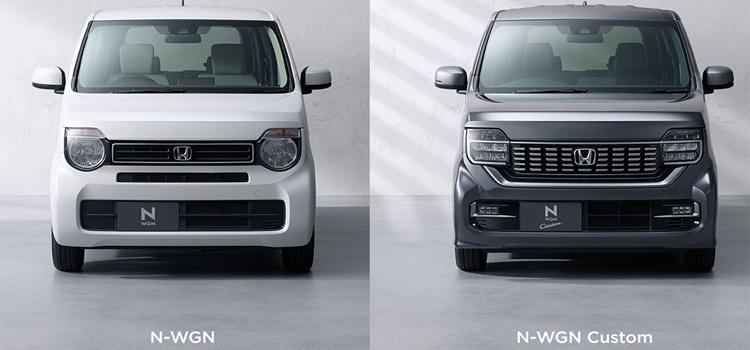 All-new Honda N-WGN 2019