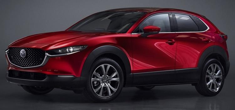 Mazda CX-30 2019 ใหม่ เปิดตัวที่งาน Geneva Motor Show 2019 ประเทศสวิตเซอร์แลนด์