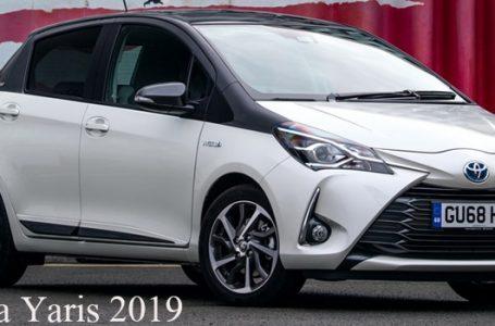 โตโยต้าวาง Toyota Yaris 2019 ใหม่ ถึง 2 รุ่นในประเทศอังกฤษ