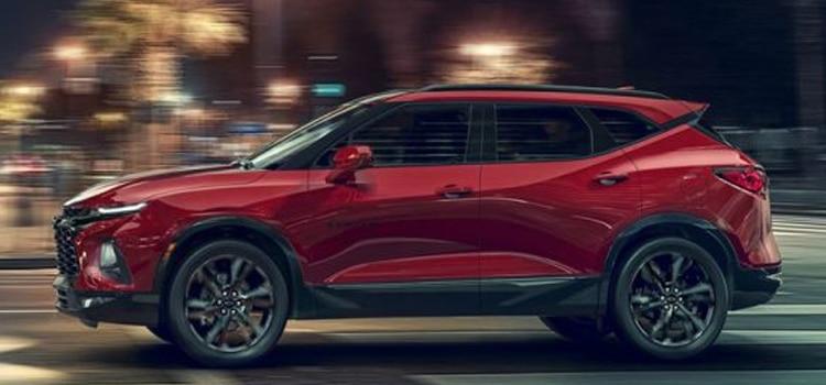 NEW Chevrolet Blazer 2019