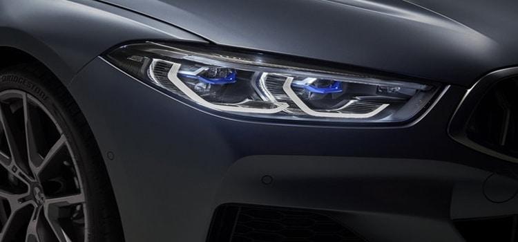 ไฟหน้า BMW 8-Series Gran Coupe 2020