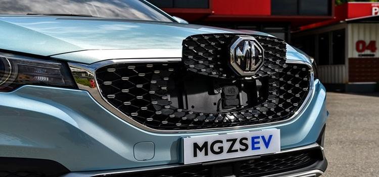 แบตเตอร์รี่ MG ZS EV