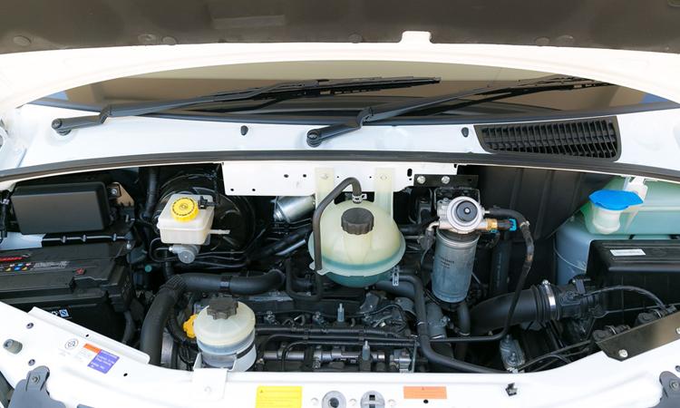 เครื่องยนต์ MG V80