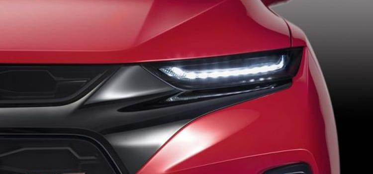 ไฟหน้า NEW Chevrolet Blazer 2019