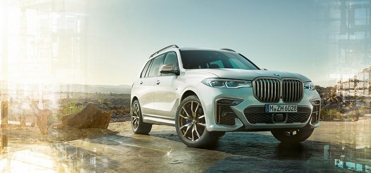 หัวใจสำคัญของ BMW X7 ใหม่