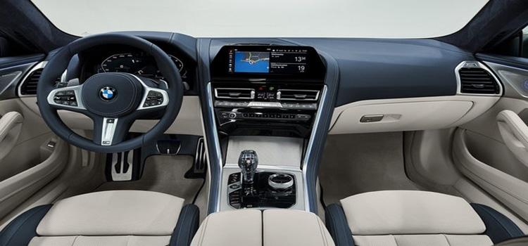 ภายใน BMW 8-Series Gran Coupe 2020